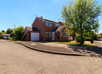 Thumbnail 3 bed detached house for sale in Maidenhills, Middlewich