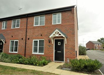 Thumbnail 2 bed semi-detached house for sale in Farmers Lane, Tarporley