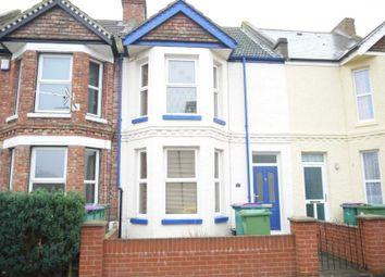 Thumbnail 3 bedroom property to rent in Dunnett Road, Cheriton, Folkestone