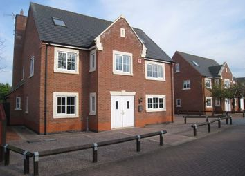 Thumbnail 4 bed detached house to rent in Park View Close, Broughton Astley, Leicester