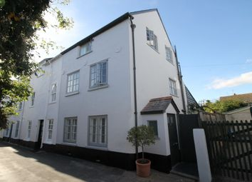 Thumbnail 3 bed end terrace house to rent in White Street, Topsham, Exeter