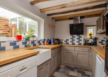 Thumbnail 3 bed detached house for sale in Chapel Road, Necton, Swaffham