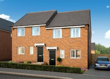 "Thumbnail 3 bed property for sale in ""The Kendal At Affinity, Leeds"" at South Parkway, Seacroft, Leeds"