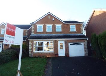 Thumbnail 4 bed detached house for sale in Princes Meadow, Newcastle Upon Tyne, Tyne And Wear