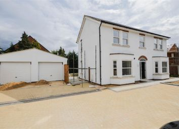 Thumbnail 4 bedroom detached house for sale in Oundle Road, Woodston, Peterborough
