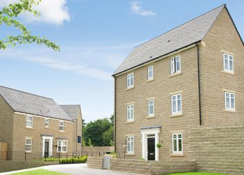 "Thumbnail 4 bed end terrace house for sale in ""Drayton"" at Wakefield Road, Lightcliffe, Halifax"