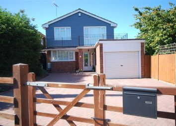 Thumbnail 4 bed detached house for sale in Steeple Road, Mayland, Chelmsford, Essex