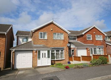 Thumbnail 4 bed detached house for sale in Bay Horse Drive, Scotforth, Lancaster