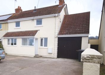 Thumbnail 1 bed flat to rent in Street Road, Compton Dundon, Somerton