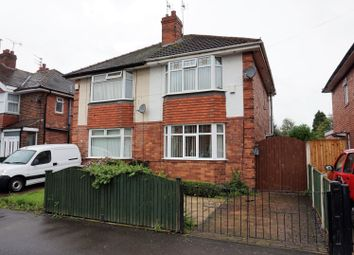 Thumbnail 2 bedroom semi-detached house for sale in Lichfield Drive, Alvaston