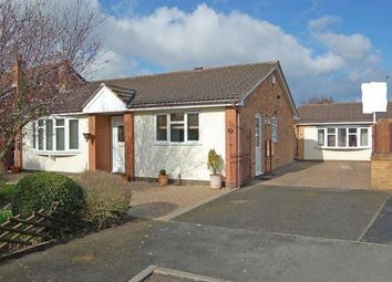Thumbnail 2 bed bungalow to rent in Grosvenor Avenue, Breaston, Derby