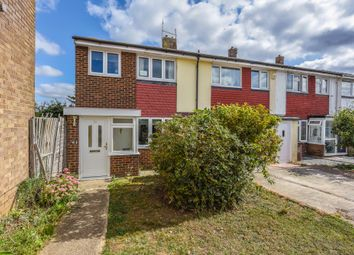 Thumbnail 3 bed end terrace house for sale in Glamford Road, Strood, Rochester
