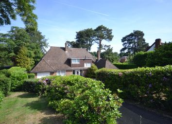 Thumbnail 4 bed detached house for sale in Oatlands Avenue, Weybridge