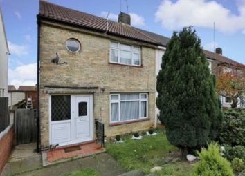 Thumbnail 2 bed semi-detached house for sale in Detling Road, Erith