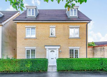 Thumbnail Detached house for sale in Sitch Road, Great Cambourne, Cambridge