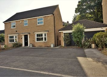 Thumbnail 4 bed detached house for sale in Jilling Ing Park, Dewsbury