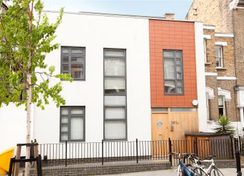 Thumbnail 3 bedroom end terrace house for sale in Newington Green Road, Islington, London
