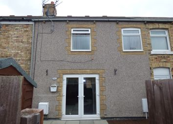 2 bed terraced house for sale in Chestnut Street, Ashington NE63