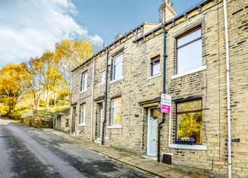 Thumbnail 3 bed terraced house for sale in Sowerby Croft Lane, Norland, Sowerby Bridge