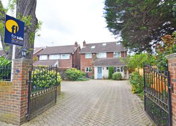 Thumbnail 5 bed detached house for sale in St James's Road, Hampton Hill