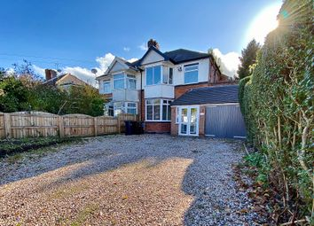 Thumbnail 3 bed semi-detached house for sale in Ulleries Road, Solihull