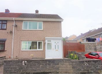 2 bed semi-detached house for sale in Lon Claerwen, Swansea SA6