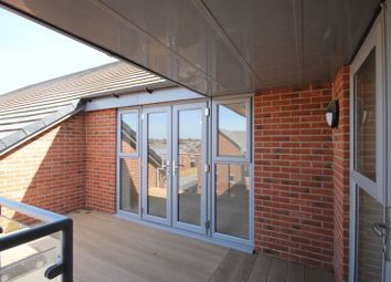 Thumbnail 1 bed flat for sale in Swallow Place, Lyne Hill, Penkridge