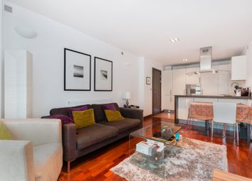 Thumbnail 1 bed flat for sale in Vicentia Court, Bridge Wharf