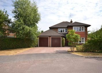 Thumbnail 4 bed detached house for sale in Somerset Grove, Warfield, Bracknell