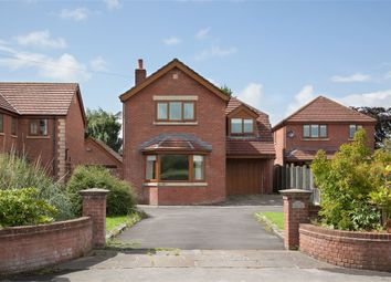 Thumbnail 4 bed detached house for sale in Lancaster Road, Pilling, Preston, Lancashire