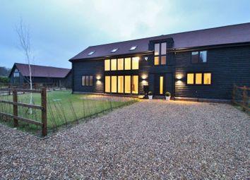 Thumbnail 4 bed semi-detached house for sale in Kite View Barns, Bradden Lane, Hemel Hempstead