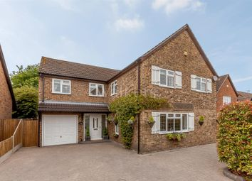 Thumbnail 5 bed detached house for sale in Carson Road, Billericay