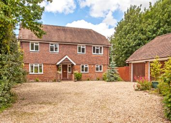 Thumbnail 5 bedroom detached house for sale in Waltham Close, Droxford, Hampshire
