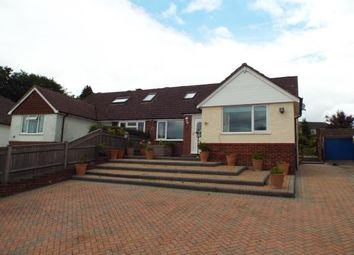 Thumbnail 4 bed bungalow for sale in Horndean, Waterlooville, Hampshire