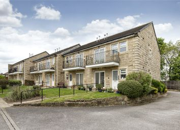Thumbnail 1 bed property for sale in Manor Croft Gardens, Old Bank Road, Dewsbury, West Yorkshire