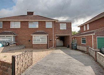 Thumbnail 3 bed semi-detached house for sale in Blair Road, Trowbridge