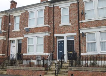 Thumbnail 3 bed flat for sale in Brighton Road, Bensham, Gateshead, Tyne & Wear
