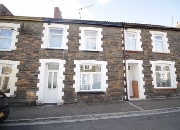 Thumbnail 4 bed terraced house for sale in Queen Street, Treforest, Pontypridd