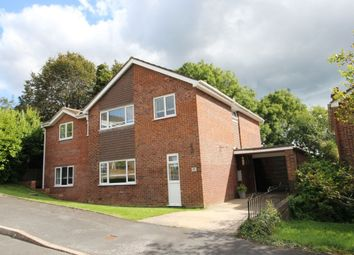 Thumbnail 5 bed detached house for sale in Orbec Avenue, Kingsteignton, Newton Abbot