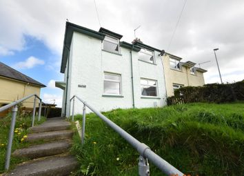 Thumbnail 3 bed semi-detached house for sale in Third Avenue, Penparcau, Aberystwyth