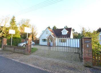 Thumbnail 4 bedroom detached house for sale in Jacks Lane, Bishop`S Stortford