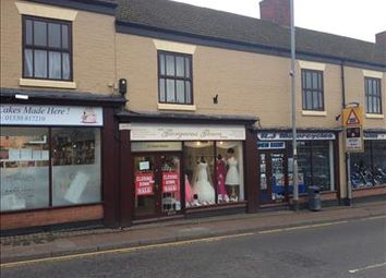 Thumbnail Retail premises to let in 22 Hotel Street, Coalville, Leicestershire