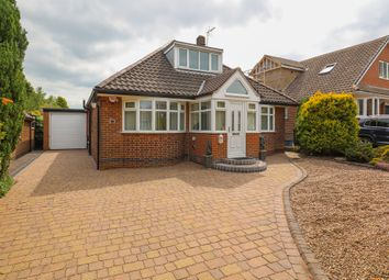 Thumbnail 3 bed detached bungalow for sale in Blackbrook Drive, Sheffield