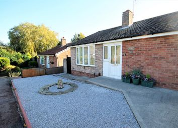 Thumbnail 2 bedroom detached bungalow for sale in Staithes Close, York