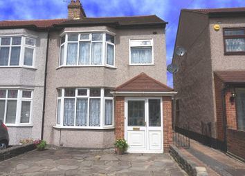 Thumbnail 3 bed semi-detached house for sale in Park Crescent, Hornchurch