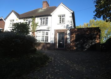 Thumbnail 3 bed semi-detached house for sale in Newcastle Road, Madeley Heath, Cheshire