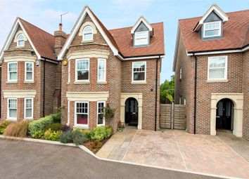 Thumbnail 5 bedroom detached house for sale in Magnolia Gardens, St. Albans, Hertfordshire