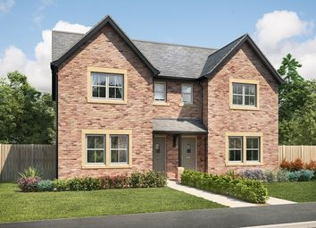"Thumbnail 3 bed semi-detached house for sale in ""Hastings"" at Strawberry How, Cockermouth"