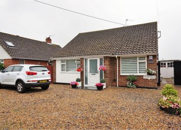 Thumbnail 2 bed detached bungalow for sale in Burndell Road, Yapton