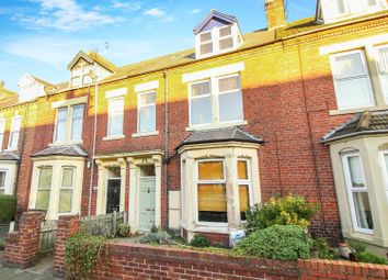 Thumbnail 4 bed maisonette for sale in St. Oswins Avenue, North Shields